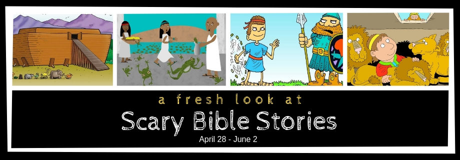 Scary Bible Stories