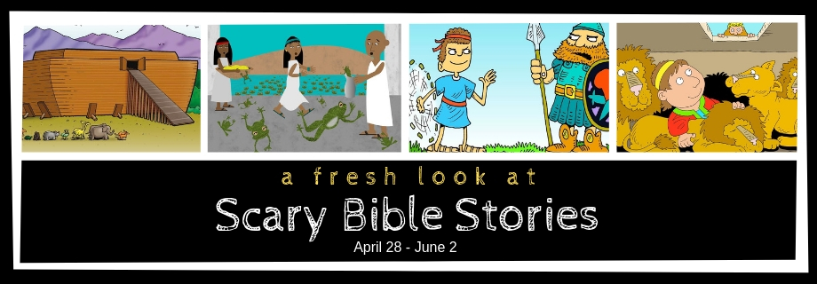 A Fresh Look at Scary Bible Stories: David and Goliath